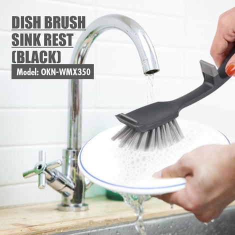 Dish Brush With Sink Rest - HOUZE - The Homeware Superstore