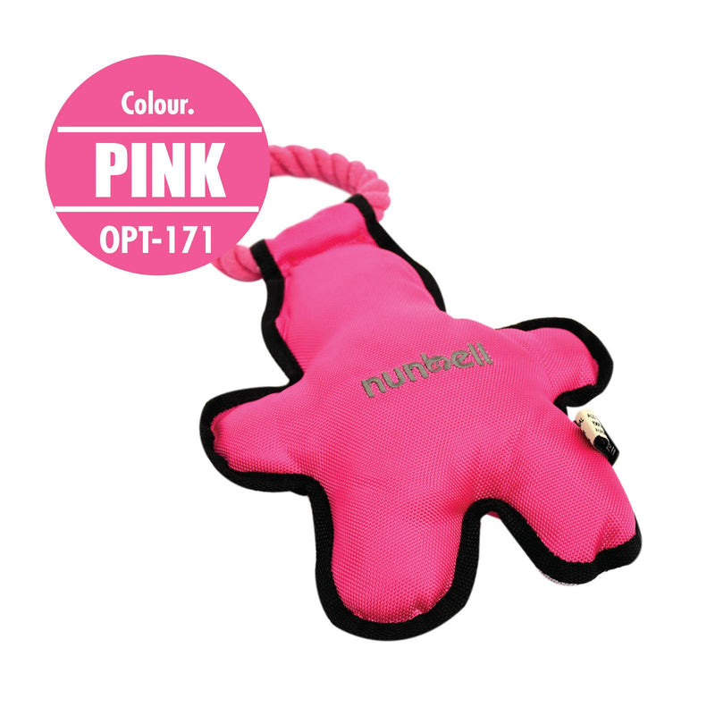 Pet Toy Tug Star (Pink) - HOUZE - The Homeware Superstore
