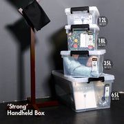 HOUZE - 35L 'STRONG' HANDHELD BOX - HOUZE - The Homeware Superstore
