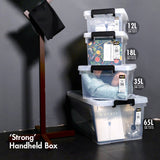 HOUZE - 65L 'STRONG' HANDHELD BOX - HOUZE - The Homeware Superstore