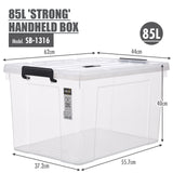 HOUZE - 85L 'STRONG' Handheld Box - HOUZE - The Homeware Superstore