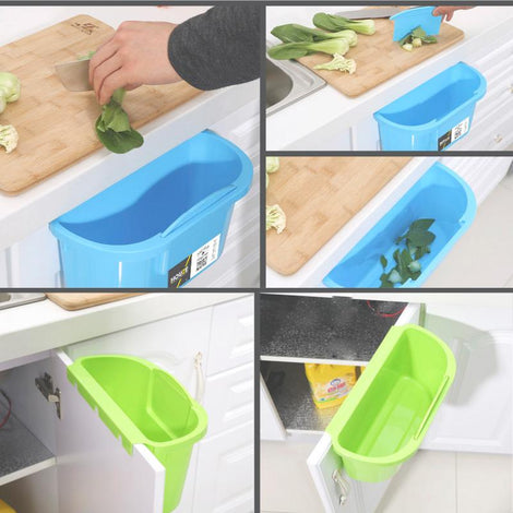 Houze Over Door Hook Kitchen Bin