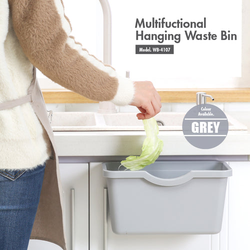 HOUZE - Multifunctional Hanging Waste Bin - HOUZE - The Homeware Superstore