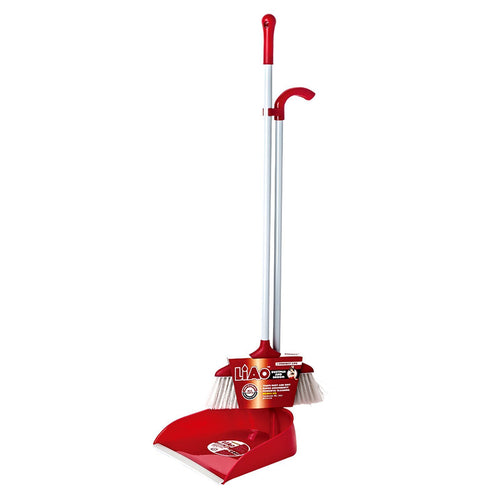 LIAO Dustpan & Broom Set - HOUZE - The Homeware Superstore