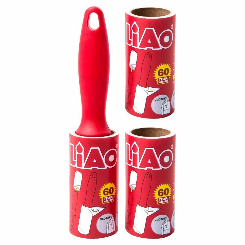 LIAO Lint Roller (Pack of 2) - HOUZE - The Homeware Superstore