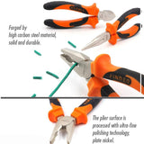 DIY - Houze - FINDER 8 Inch Lineman's Plier