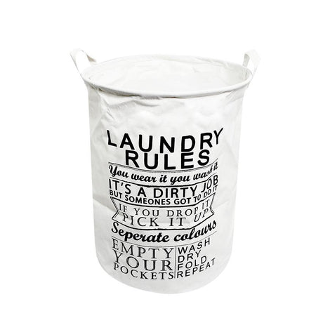 Laundry Necessities - HOUZE Laundry Bag (Large) - Laundry Rules