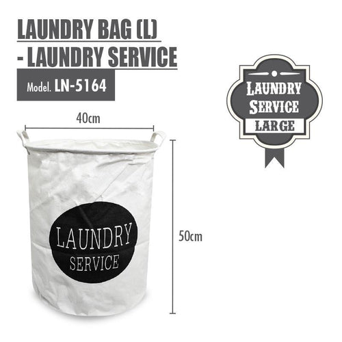 HOUZE - Laundry Bag (Large) - Laundry Service - HOUZE - The Homeware Superstore
