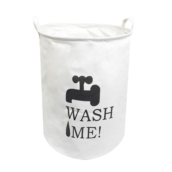 HOUZE - Laundry Bag (Large) - Wash Me - HOUZE - The Homeware Superstore