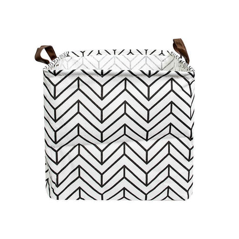 Laundry Necessities - HOUZE Laundry Bag (Small) - Herringbone