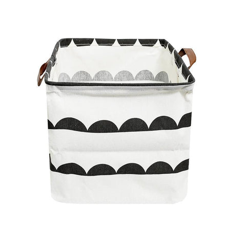 Laundry Necessities - HOUZE Laundry Bag (Small) - Semi Circles