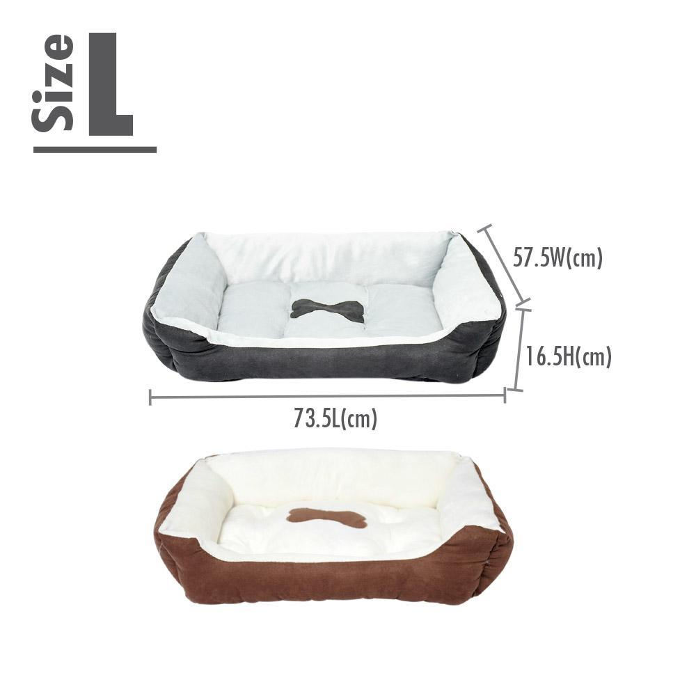 Pets - Pet Cushion Bedding - Large