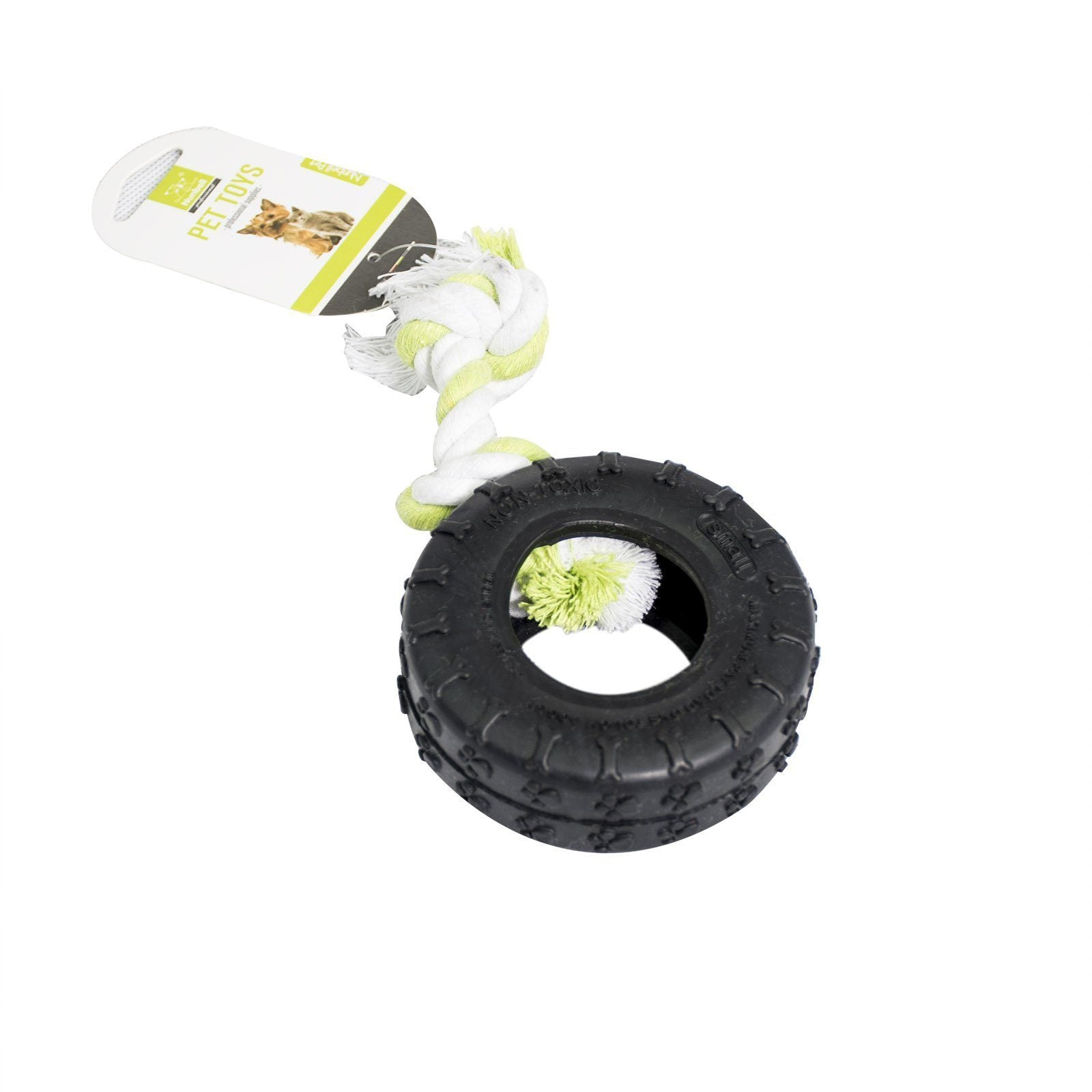 Pet Toys Plastic Wheel (Small) - HOUZE - The Homeware Superstore