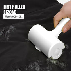 HOUZE - Lint Roller (12cm) - Black - HOUZE - The Homeware Superstore