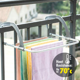 HOUZE - Wall Hanging Radiator Drying Airer (Medium) - HOUZE - The Homeware Superstore