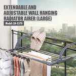HOUZE - Extendable and Adjustable Wall Hanging Radiator Airer Large - HOUZE - The Homeware Superstore