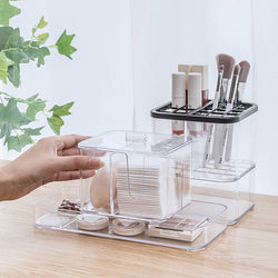 KLEAR Cosmetic Table Organiser - HOUZE - The Homeware Superstore