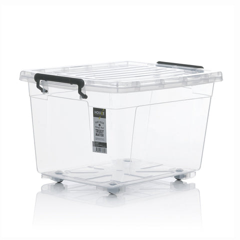 HOUZE 95L Storage Box with Wheels - HOUZE - The Homeware Superstore