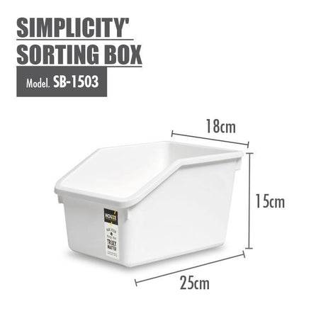 HOUZE Simplicity' Sorting Box - HOUZE - The Homeware Superstore