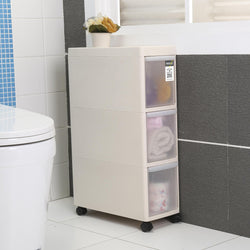HOUZE 3 Tier Slim Cabinet - HOUZE - The Homeware Superstore