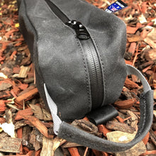 Red Roads Canvas - The Bilby Cylinder Bag - Made in Australia, Long Zippered, Multi-use Canvas Bag