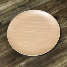 Red Roads Lightweight Bamboo Range - Plate 25cm