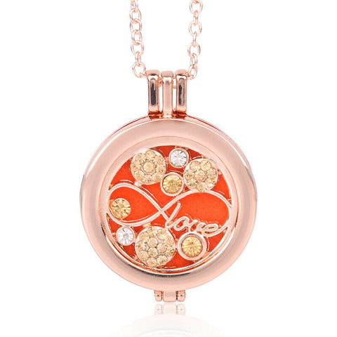 Fragranced Pendant Necklace (Love)