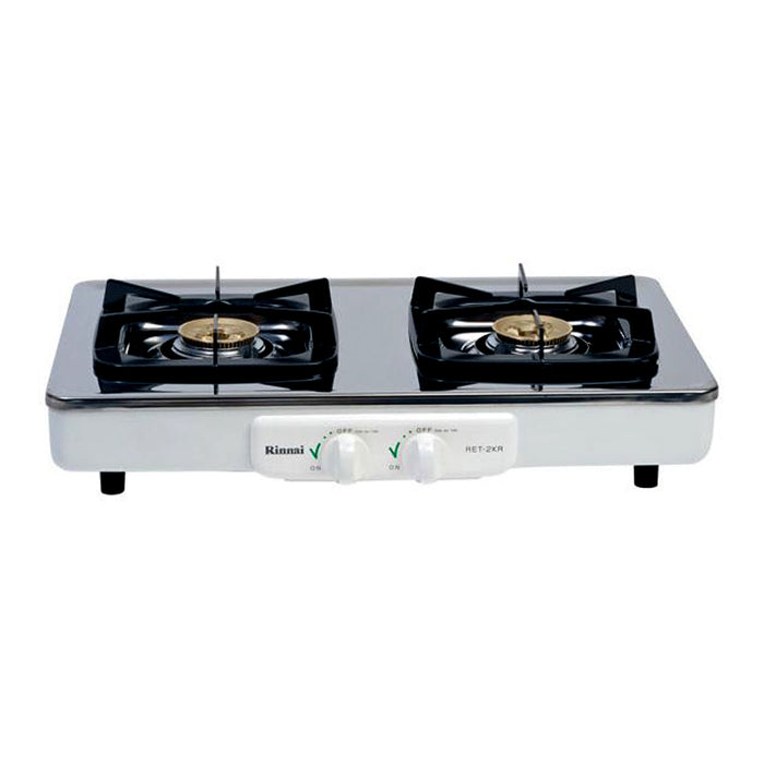 Rinnai Table Top Two Burner Cooker