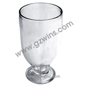 THICK BASE BEER TUMBLERS - 340ML / 10.9OZ