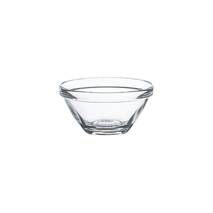 POMPEI SMALL GLASS BOWL 3,9 cl - 1 1/4