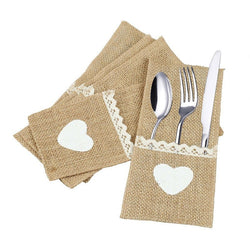 Decorated Cutlery Holder