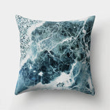 Ocean Sea WaveCushion Cover