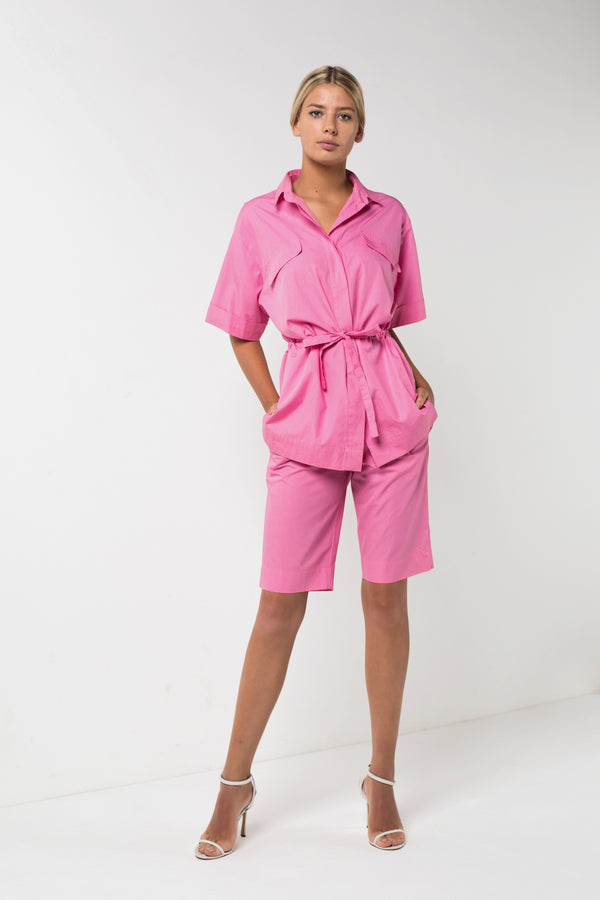 Floss Shirt | Floss Long Short