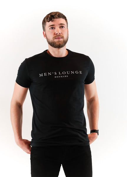 Men's Lounge - Long - Black