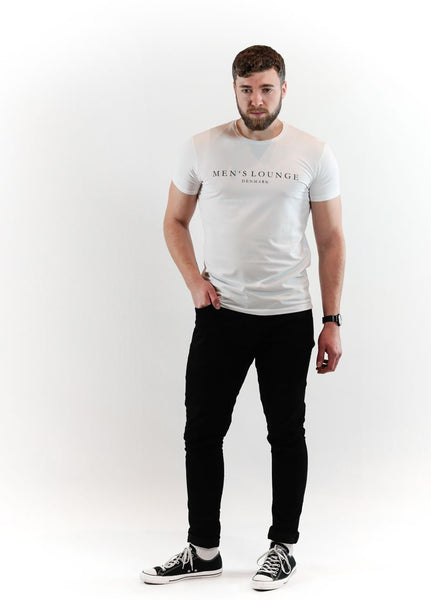 Men's Lounge - White