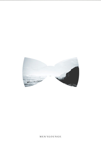 Nature Bow Tie - Men's Lounge