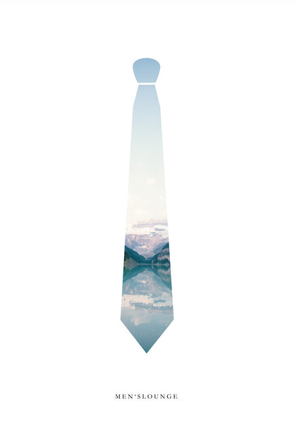 Nature Tie - Men's Lounge