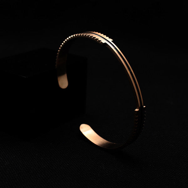 PREMIUM CROWN CUFF 2.0 [ ROSE GOLD ]