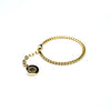 Cuban Chain Bracelet [ YELLOW GOLD ]