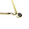 Cuban Chain Necklace [ YELLOW GOLD ]