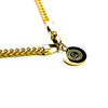 Franco Chain Necklace [ YELLOW GOLD ]