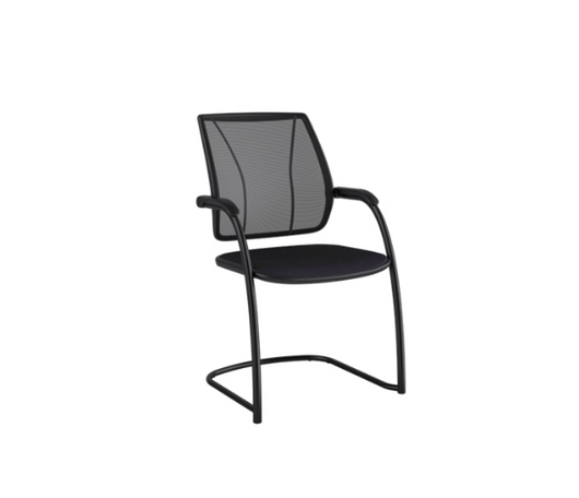 Humanscale Diffrient Occasional - Liberty with Black Frame