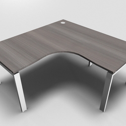 Astro 90° Symmetrical Office Desk