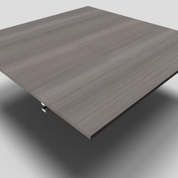 Astro Square Office Meeting Table Add On Unit