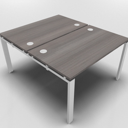 Astro Straight Bench Desk 700mm Depth