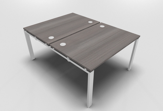 Astro Straight Bench Desk 800mm Depth