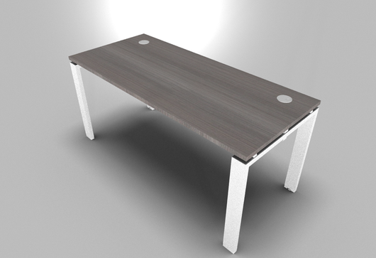 Astro Straight Office Desk with 700mm Depth