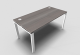 Astro Straight Office Desk with 800mm Depth