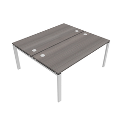 Astrolite Straight Bench Desk 700mm Depth