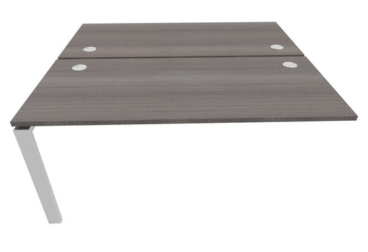 Astrolite Straight Bench Desk 700mm Depth add on Unit